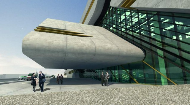 Pierres Vives in Montpellier by Zaha Hadid (7)