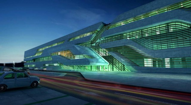 Pierres Vives in Montpellier by Zaha Hadid (6)