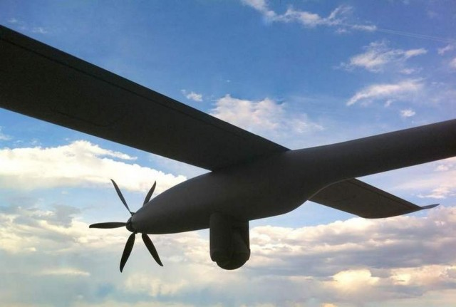 Silent Falcon Solar-powered UAS (5)