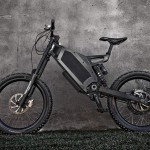 Stealth- toughest Electric Bike