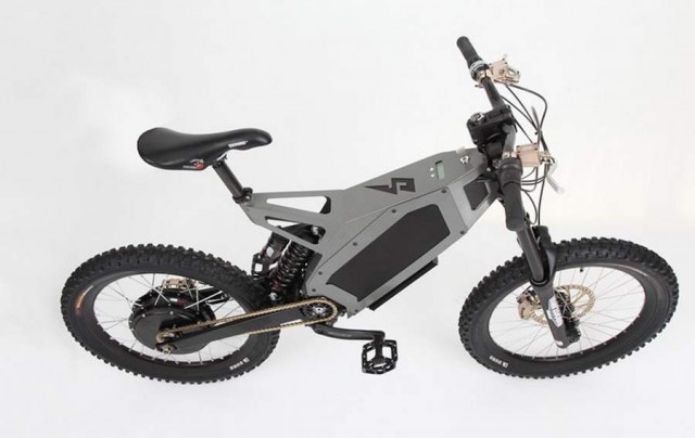 Stealth toughest Electric Bike (1)
