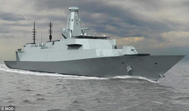 type 26 � gcs stealth warship � wordlesstech