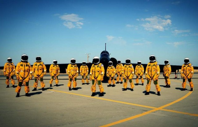 Lockheed U-2 Dragon Lady pilots