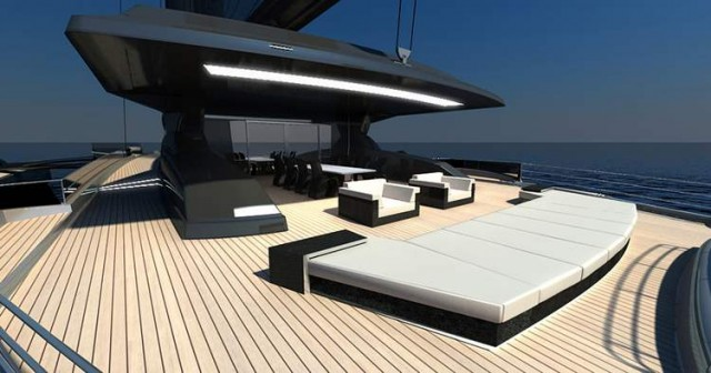 Ultraluxum CXL 160 high-tech sailing yacht (10)