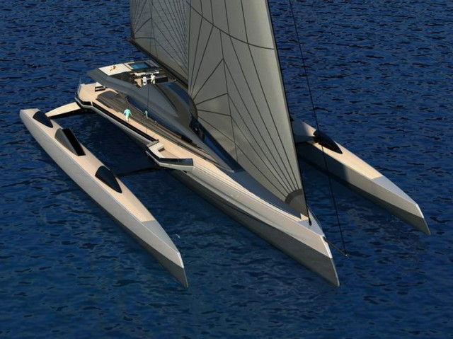 Ultraluxum CXL 160 high-tech sailing yacht (7)