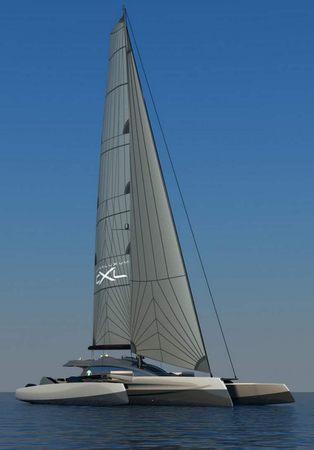 Ultraluxum CXL 160 high-tech sailing yacht (5)