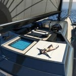 Ultraluxum CXL 160 high-tech trimaran yacht