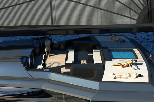 Ultraluxum CXL 160 high-tech sailing yacht (1)