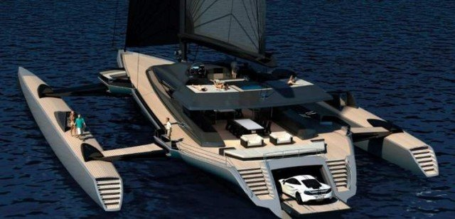 Ultraluxum CXL 160 high-tech sailing yacht (18)