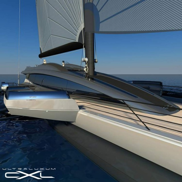 Ultraluxum CXL 160 high-tech sailing yacht (15)