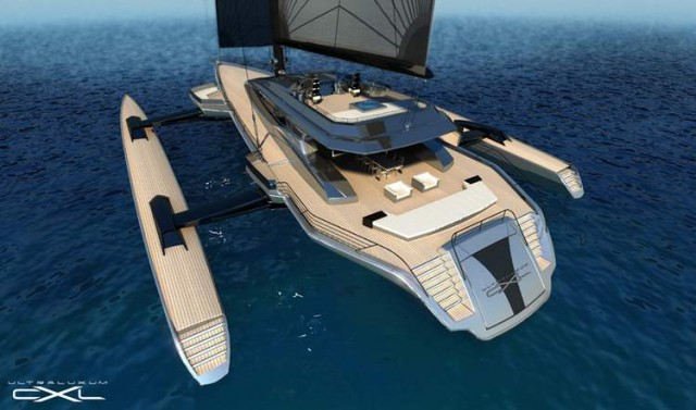 Ultraluxum CXL 160 high-tech sailing yacht (12)