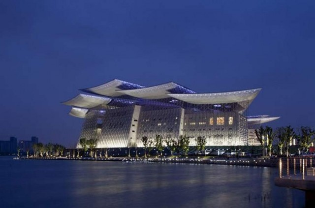 Wuxi Grand Theatre by PES Architects (4)