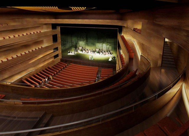 Wuxi Grand Theatre by PES Architects (2)