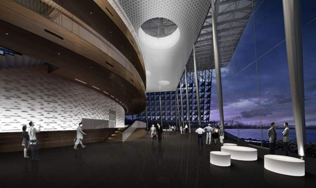 Wuxi Grand Theatre by PES Architects (1)