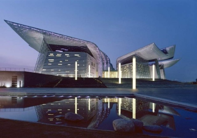 Wuxi Grand Theatre by PES Architects (12)