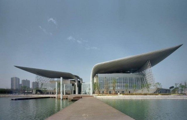 Wuxi Grand Theatre by PES Architects (11)