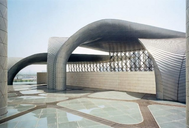 Wuxi Grand Theatre by PES Architects (10)