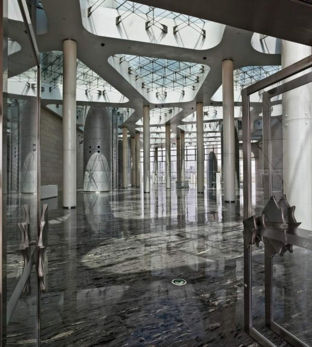 Wuxi Grand Theatre by PES Architects (5)