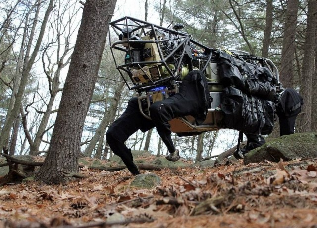 AlphaDog- Man's mechanical best friend
