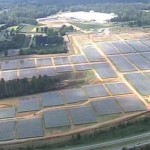 Apple's 20 megawatt solar farm
