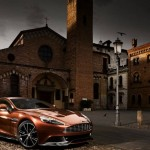 Aston Martin's new images of Vanquish