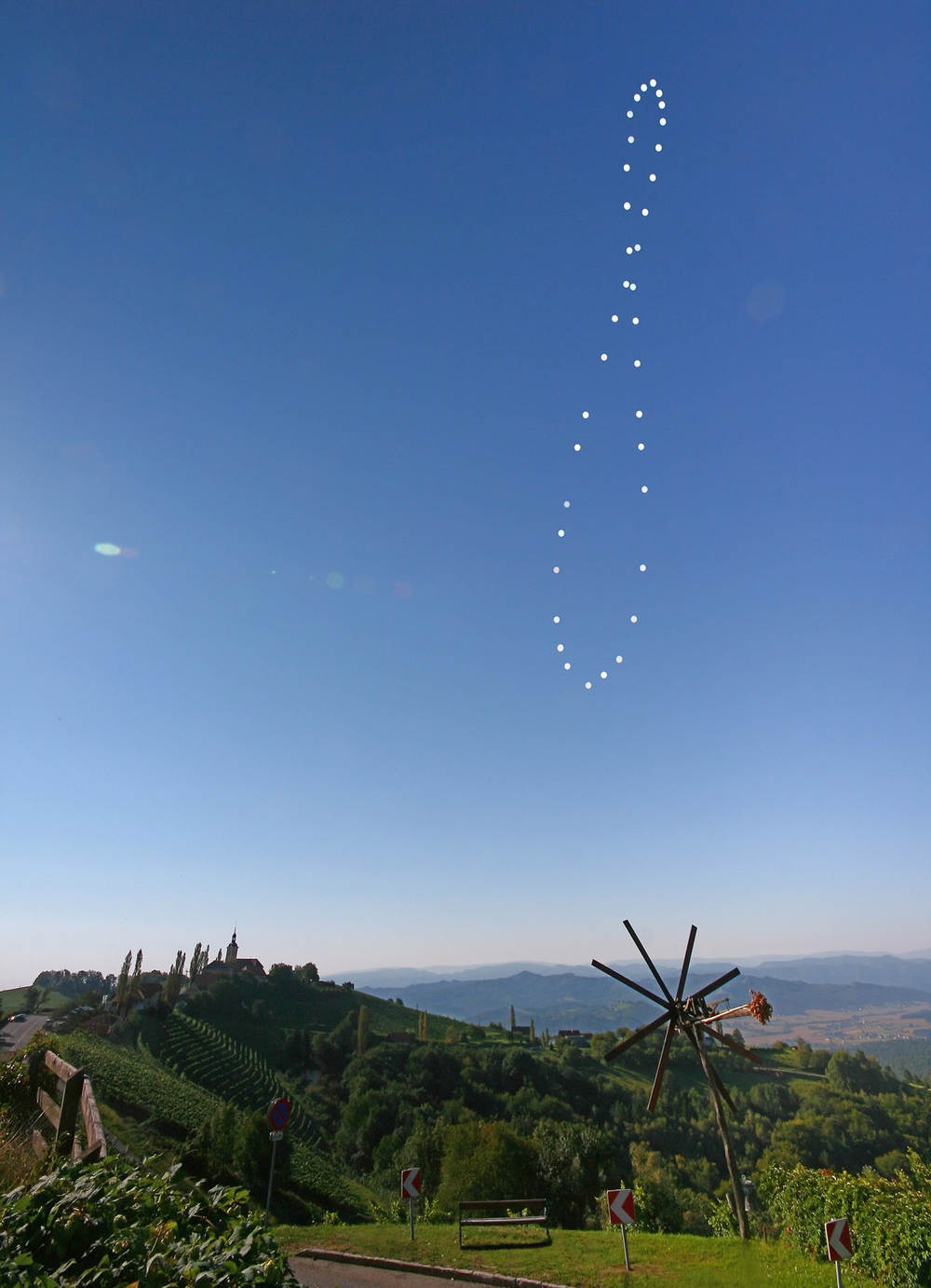 Austrian Analemma