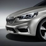 BMW Concept Active Tourer Drive