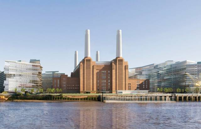 Battersea Power Station will be redeveloped