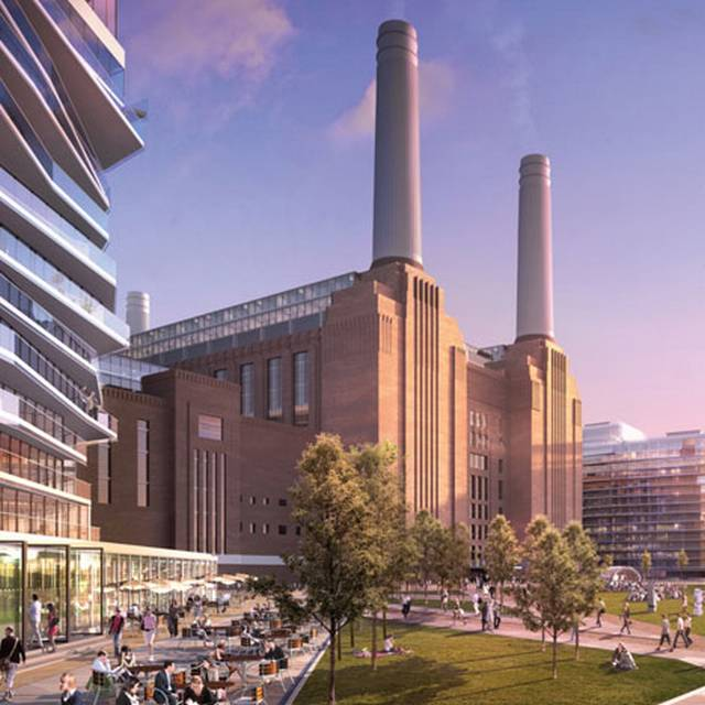 WordlessTech Battersea Power Station Will Be Redeveloped