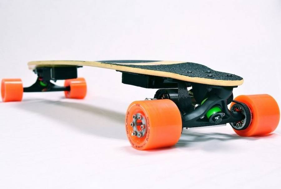 Boosted Boards - the lightest electric vehicle (6)