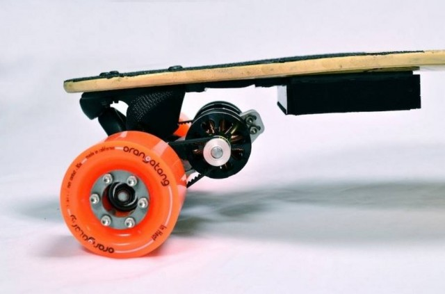 Boosted Boards - the lightest electric vehicle (5)