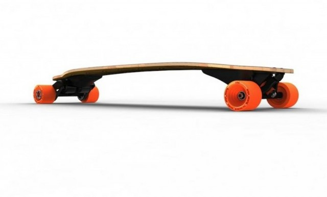 Boosted Boards - the lightest electric vehicle (4)