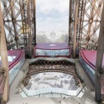 Eiffel Tower pavilions by Moatti-Rivière architecture s...