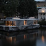Floating Home by Sanitov studio