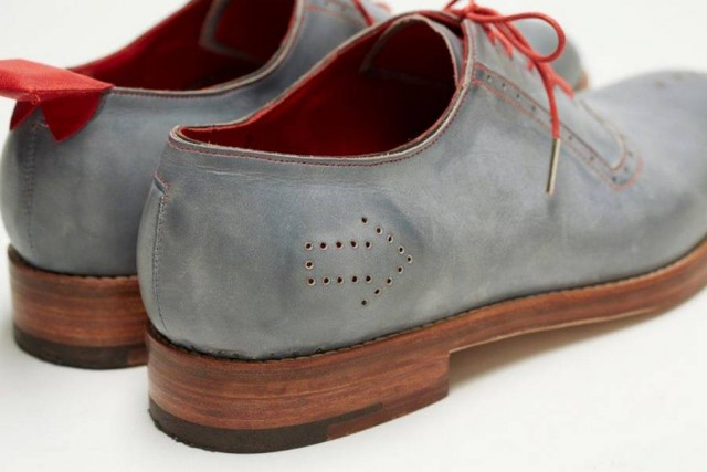 GPS shoes will guide you home