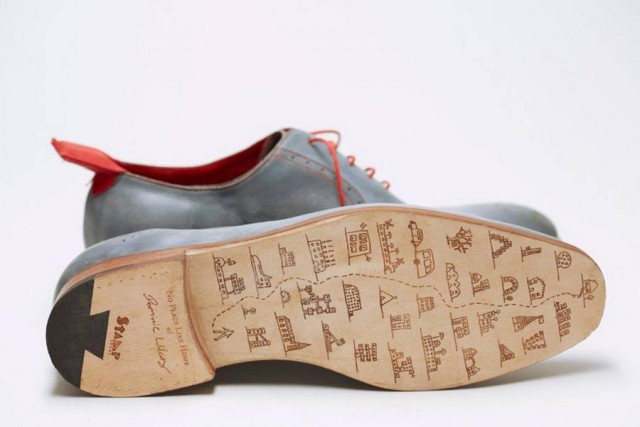 GPS shoes will guide you home (3)