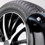 Goodyear self-inflatable Tire system