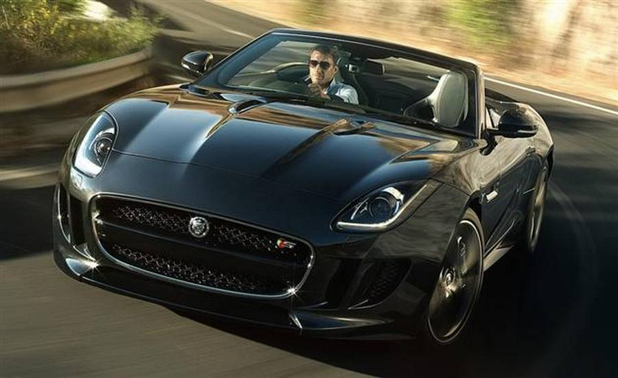 Jaguar F-Type (16)