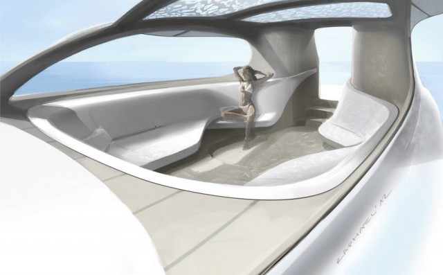 Mercedes-Benz Silver Arrow motor yacht (2)