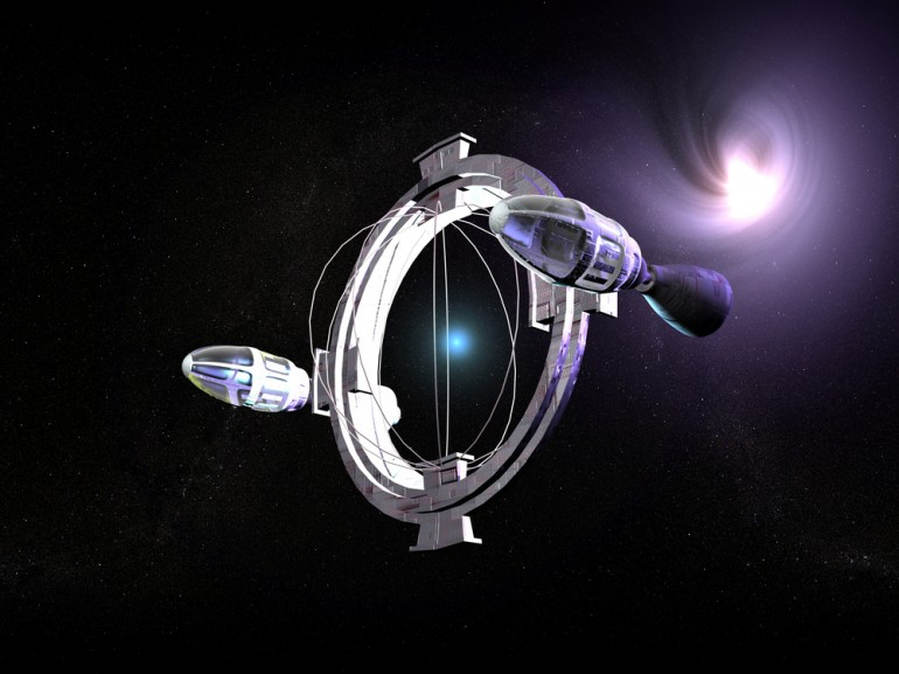 nasa warp drive works on - photo #20