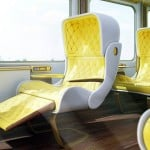 Paris - London, Eurostar Interior Design