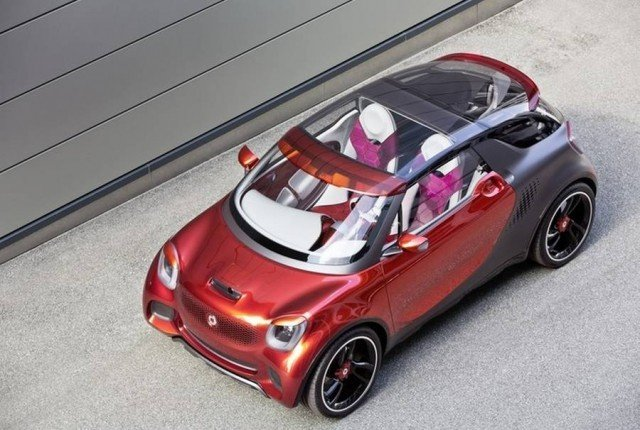 Smart Forstars Electric concept car (6)