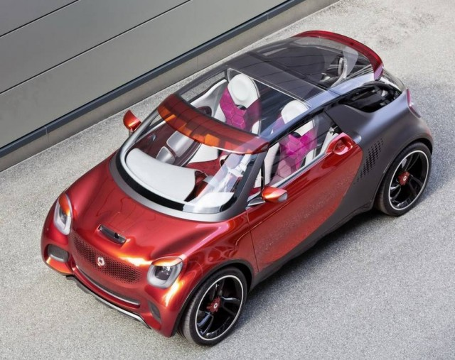 Smart Forstars Electric concept car (4)