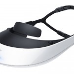 Sony reveals HMZ-T2 head-mounted display