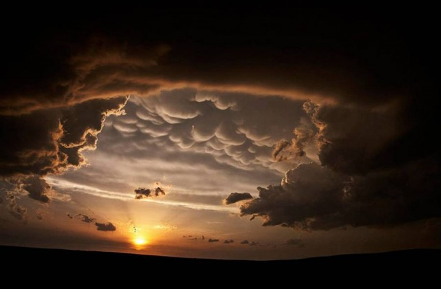 The Big Cloud by Camille Seaman