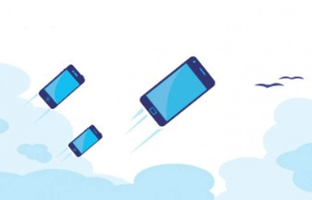 The Rise of Mobile- infographic