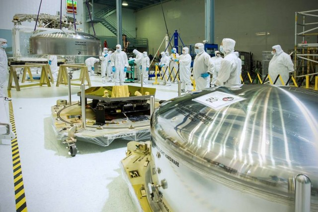 Two Webb Telescope Flight Mirrors delivered to NASA