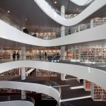 University of Aberdeen new Library by Schmidt Hammer La...