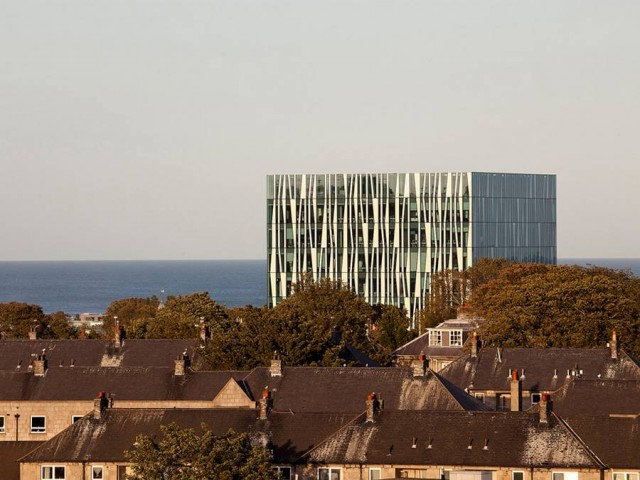University of Aberdeen new Library by Schmidt Hammer Lassen architects (10)