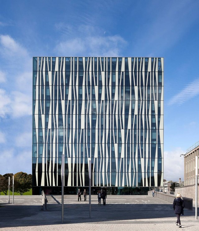University of Aberdeen new Library by Schmidt Hammer Lassen architects (8)